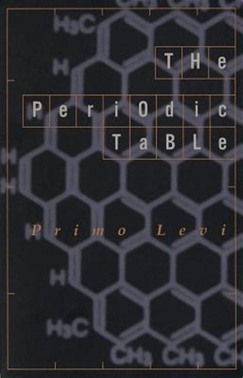 the periodic table popular penguins by primo levi penguin books new zealand the periodic table by primo levi reviews discussion bookclubs lists