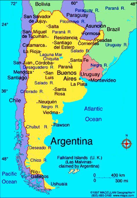 mapa america buenos aires mapa da argentinaminuto ligado