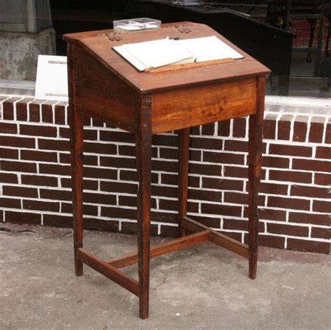 antique stand up desk stand up writing desk coast of utopia design