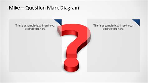 too many questions powerpoint template slidemodel
