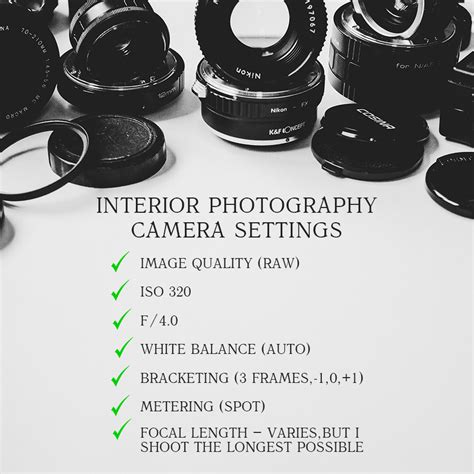 camera settings for indoor photography digital real estate photography equipment for beginner