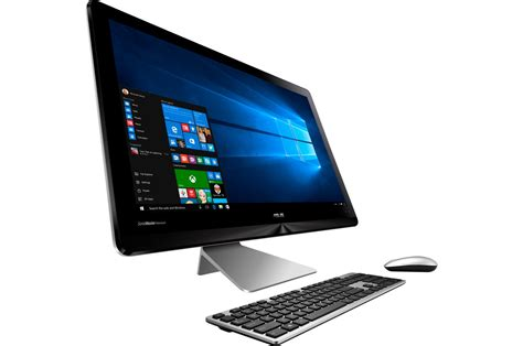 asus pc de bureau pc de bureau asus zn220icgk ra020x 4258444 darty