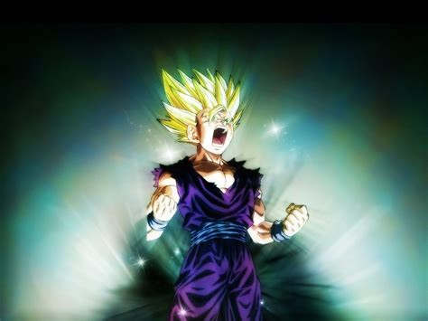 wallpaper dragon ball z gohan dbz wallpapers hd gohan wallpapersafari