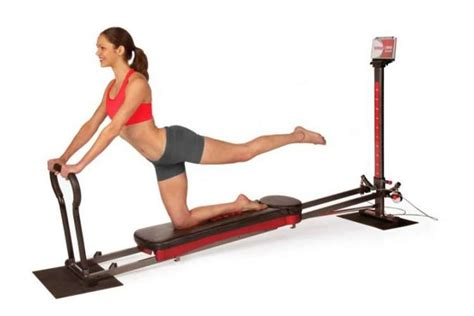 total 1900 home leg exercise machine and dvds r1900