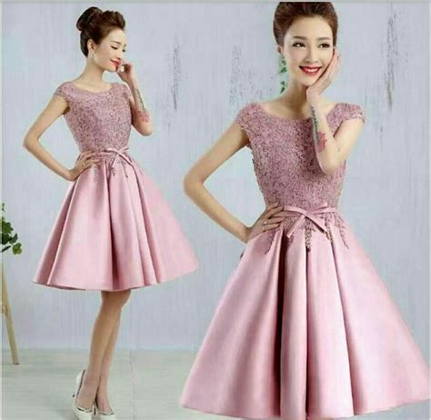Dress Brokat jual beli dress baju pesta natal gaun pesta mini