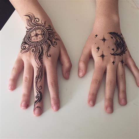 henna like tattoos how do henna tattoos last 75 inspirational designs