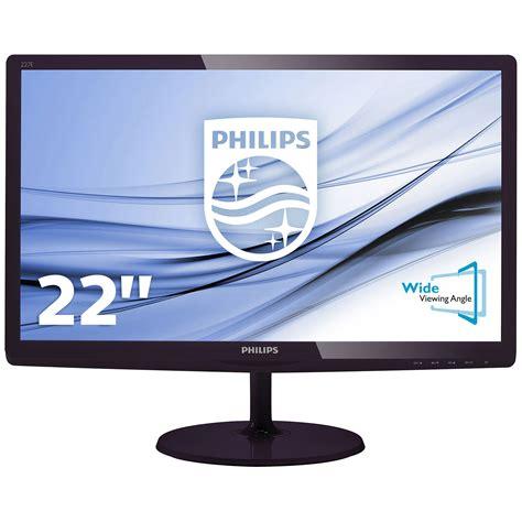Lu Led Philips philips 21 5 quot led 227e6edsd 227e6edsd 00 achat