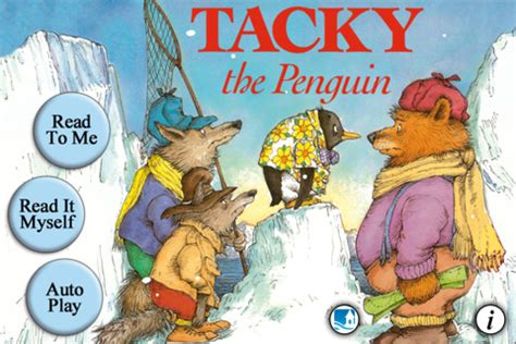happy birdday tacky tacky the penguin books tacky the penguin by helen lester oceanhouse media