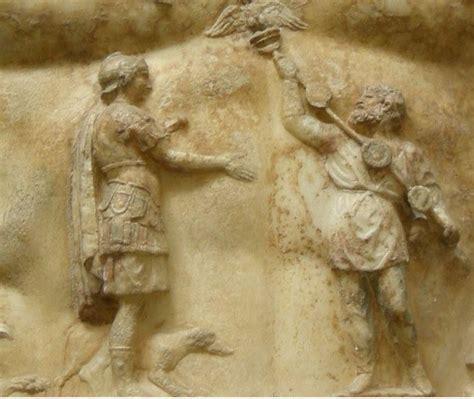 augusto di prima porta ritratto di un uomo immortale
