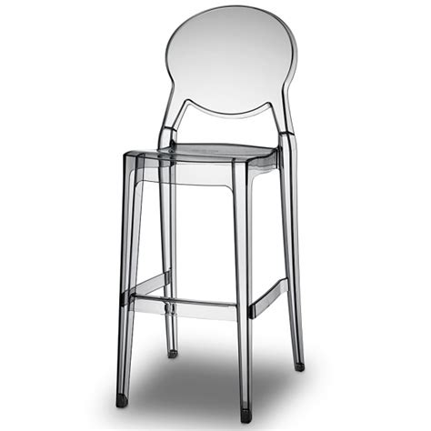 Chaise De Bar Transparente by Tabouret Bar Plexi Transparent Chaise De Bar