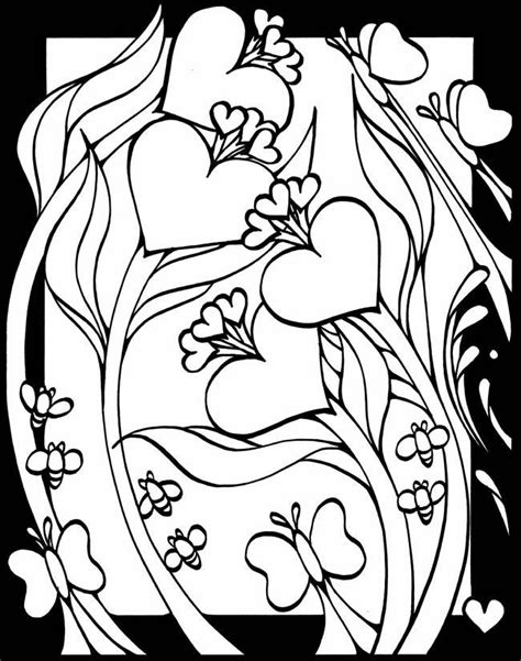 coloring page browning deer free browning deer heart coloring pages coloring page