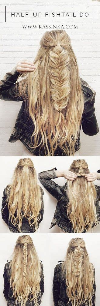 Easy Hairstyles For Medium Hair Tutorials by Best 25 Medium Hair Tutorials Ideas On Hair
