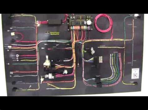 highway  series wiring kit  american autowire