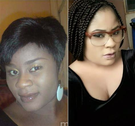 Light Skinned Actors by Nollywood Susan Maxwell Says She Bleached Skin