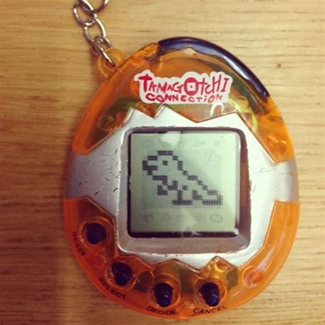 Tamagotchi Tamagochi Dino around fruit towers by innocentdrinks 141 other ideas to discover on the office