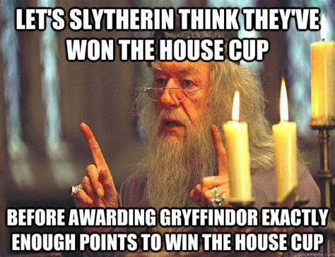 five points to gryffindor by akabur image 3 let s slytherin think they ve won the house cup before