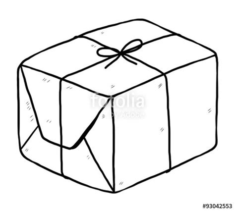 when i doodle i draw boxes quot parcel box vector and illustration black and