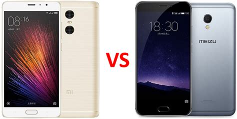 Xiaomi Redmi Pro Foto Dll xiaomi redmi pro vs meizu mx6 two 5 5 inchers with 10 processors get ready to battle for