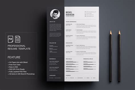 J Card Template Indesign by Design Professional Resume For You For 20 Pixelclerks