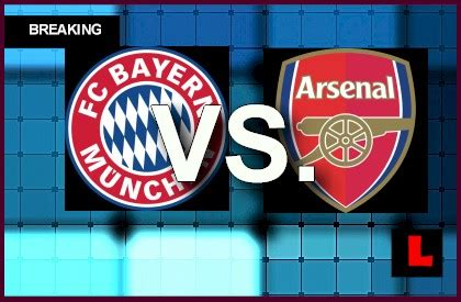 arsenal result today bayern munich vs arsenal 2014 score ignites uefa