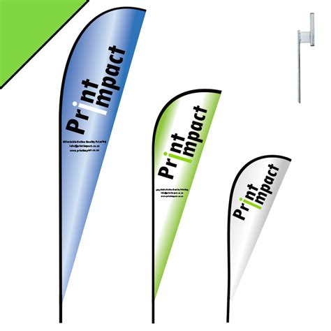 sharkfin banner template sharkfin flag banners are great to get your brand noticed