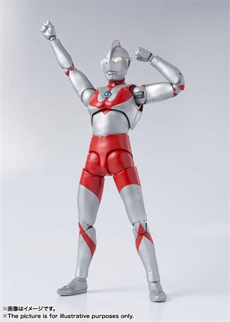 figure ultraman sh figuarts 50th anniversary ultraman figures and