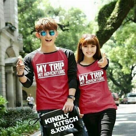Sale Baju Kaos Lengan Panjang Cocok Untuk baju kaos my trip my adventure mtma panjang