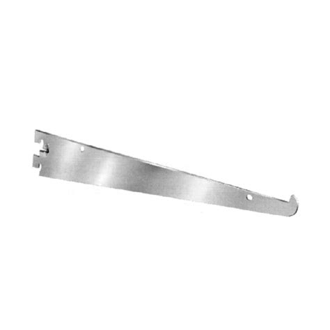 shelf bracket for standards chrome shelf brackets
