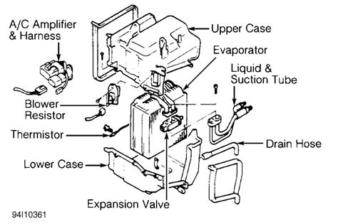 diagram for 97 prelude radio harness auto engine and