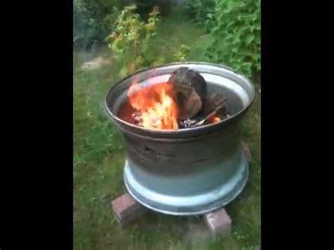 feuerschale selbst gebaut feuerschale