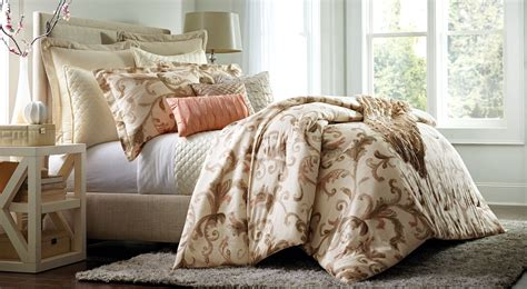 jaclyn smith bedding jaclyn smith 5pc renewal comforter set home bed