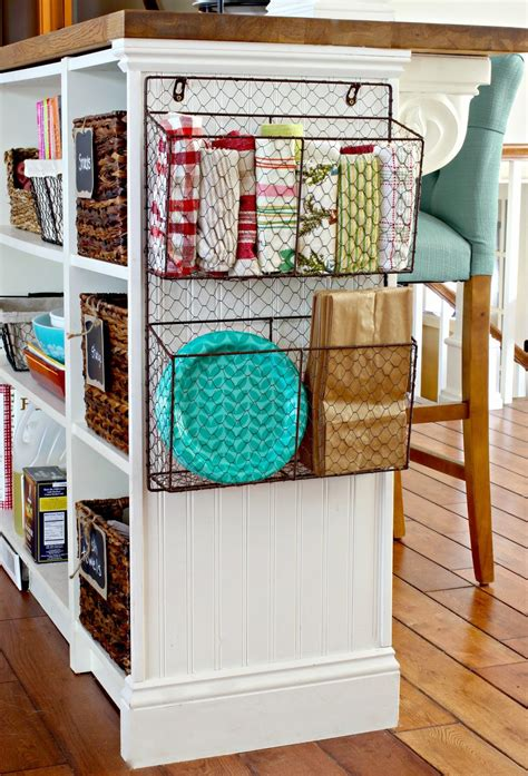 Diy Kitchen Storage diy kitchen decor on kitchen islands cutting