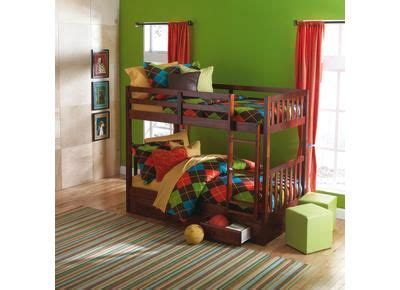 badcock bunk beds love the colors badcock forrester twin twin bunkbed