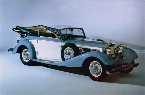 1936 mercedes 540k milestones