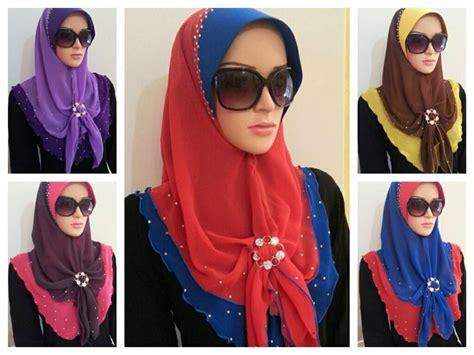 Duo Blouse Wanita pakaian wanita muslimah terkini pakaian muslimah terkini