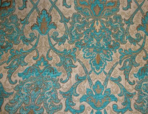 how wide is upholstery fabric marina damask chenille upholstery drapery fabric by the