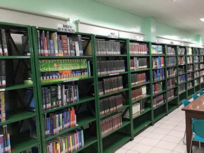 technical section of library adamson university