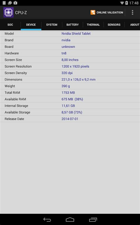 cpu z apk cpu z 1 24 apk android tools apps