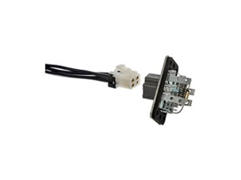 ford blower motor resistor connector blower motor resistor kit includes connector fits ford lincoln mercury direct automotive