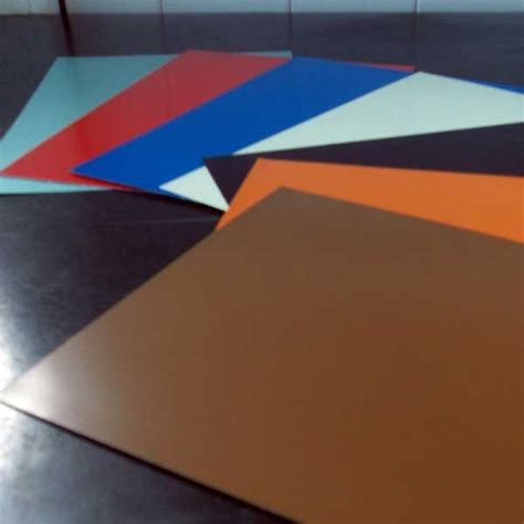 color coated pvdf color coated aluminum sheet pvdf aluminum sheet