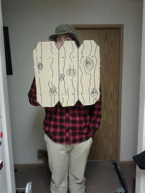 corrugated cardboard costumes