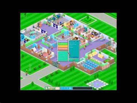 theme hospital names of levels let s play theme hospital level 8 youtube