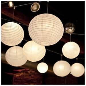 Paper Lanterns For - white 24 pieces 3 sizes 6 quot 8 quot 12 quot sky