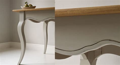 comment repeindre une table en bois patiner peindre