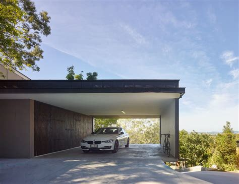Car Port Design by Modern Carport Interior Design Ideas