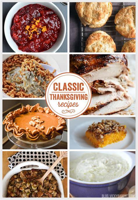 classic thanksgiving turkey recipes things i classic thanksgiving recipes barone