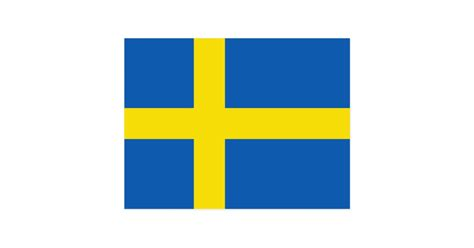 Bath Wall Stickers sweden flag postcard zazzle com