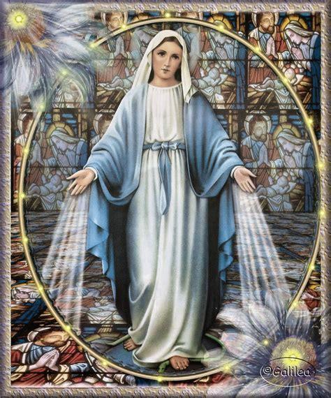 imagen virgen maria hd gifs im 193 genes de la virgen de la medalla milagrosa