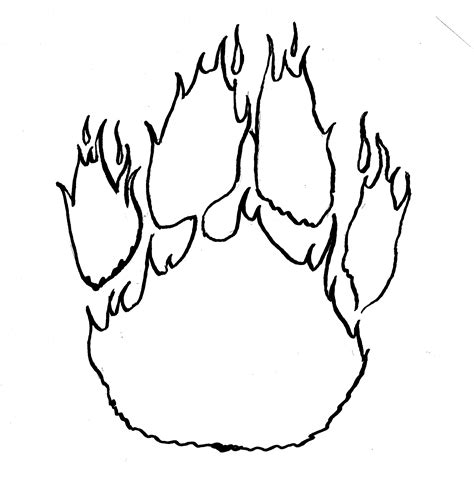 free coloring pages of hearts with flames
