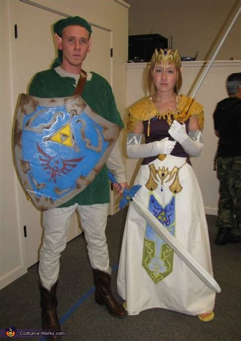 link  zelda costumes